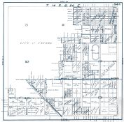 Sheet 34a - Township 14 S., Range 20 E., Fresno City, Fresno County 1923